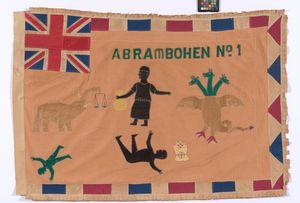 Asafo Military Society Flag